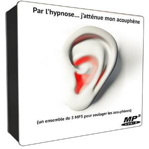Coffret hypnose acouphène