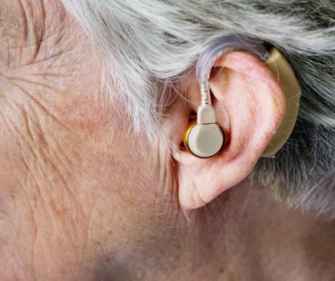 Appareil auditif et otospongiose