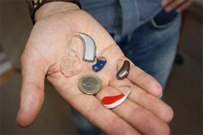 Prothèse auditive